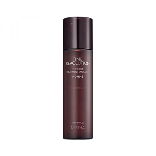 W-[MISSHA] Time Revolution Homme The First Treatment Emulsion - 110ml x 10ea