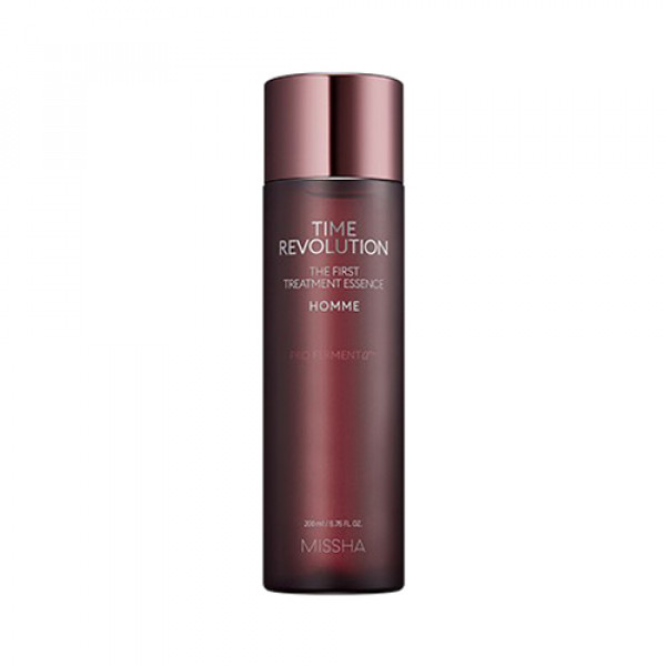 W-[MISSHA] Time Revolution Homme The First Treatment Essence - 200ml x 10ea