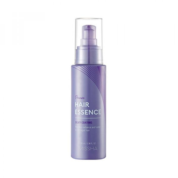W-[MISSHA] Procure Silky Coating Hair Essence - 100ml x 10ea