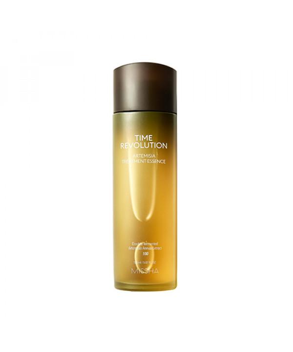 W-[MISSHA] Time Revolution Artemisia Treatment Essence - 150ml x 10ea