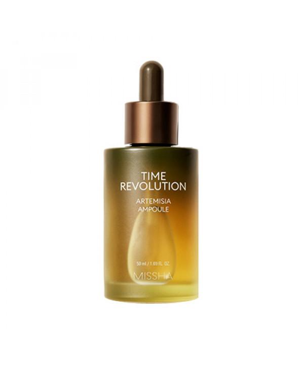 [MISSHA] Time Revolution Artemisia Ampoule - 50ml