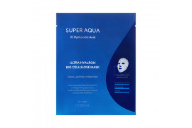 [MISSHA_45% SALE] Super Aqua Ultra Hyalron Bio Cellulose Mask - 1pcs