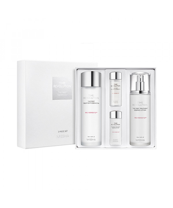 W-[MISSHA] Time Revolution The First Treatment 2 Set - 1pack (4items) x 10ea