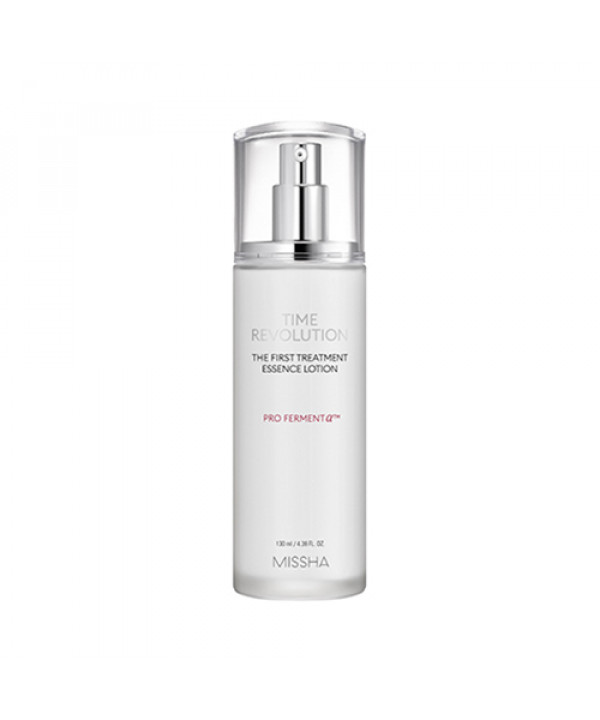 W-[MISSHA] Time Revolution The First Treatment Essence Lotion - 130ml x 10ea