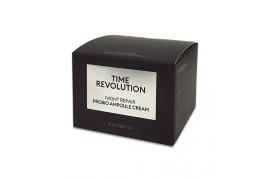 W-[MISSHA] Time Revolution Night Repair Probio Ampoule Cream - 70ml x 10ea
