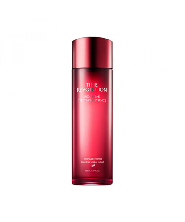 [MISSHA] Time Revolution Red Algae Treatment Essence - 150ml