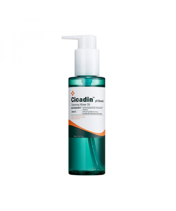 [MISSHA] Cicadin pH Blemish Cleansing Water Oil - 150ml