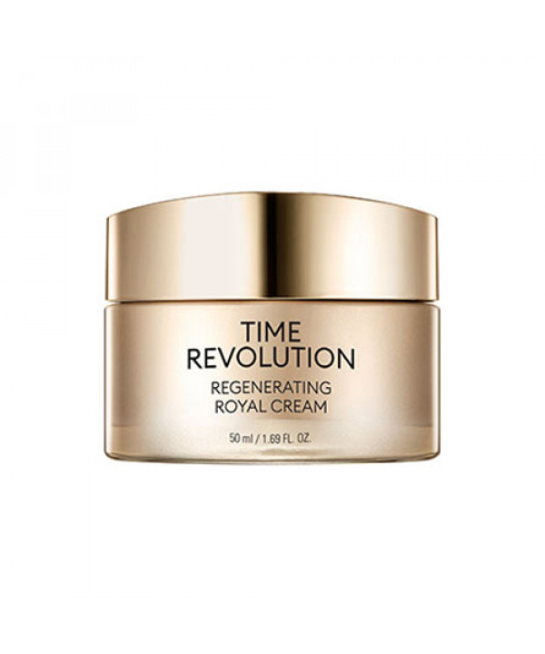 [MISSHA] Time Revolution Regenerating Royal Cream - 50ml