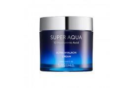 [MISSHA] Super Aqua Utra Hyalron Cream (Jumbo Size) - 120ml