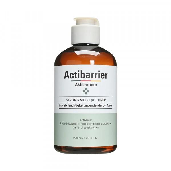 [MISSHA] Actibarrier Strong Moist pH Toner (2020) - 220ml