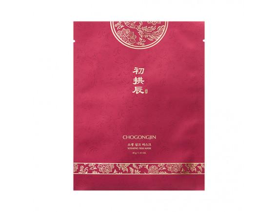 [MISSHA] Chogongjin Sosaeng Silk Mask - 1pcs