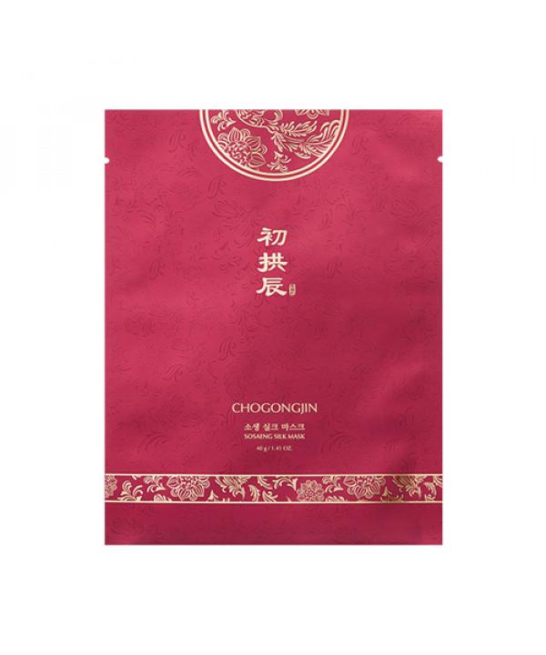 [MISSHA_45% SALE] Chogongjin Sosaeng Silk Mask - 1pcs
