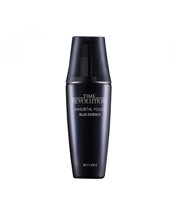 [MISSHA] Time Revolution Immortal Youth Blue Essence - 80ml