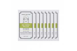 [MISSHA] Speedy Solution Anti Trouble Patch Set - 1pack (8pcs)