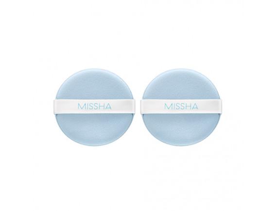 [MISSHA] Water In Puff - 1pack (2pcs)