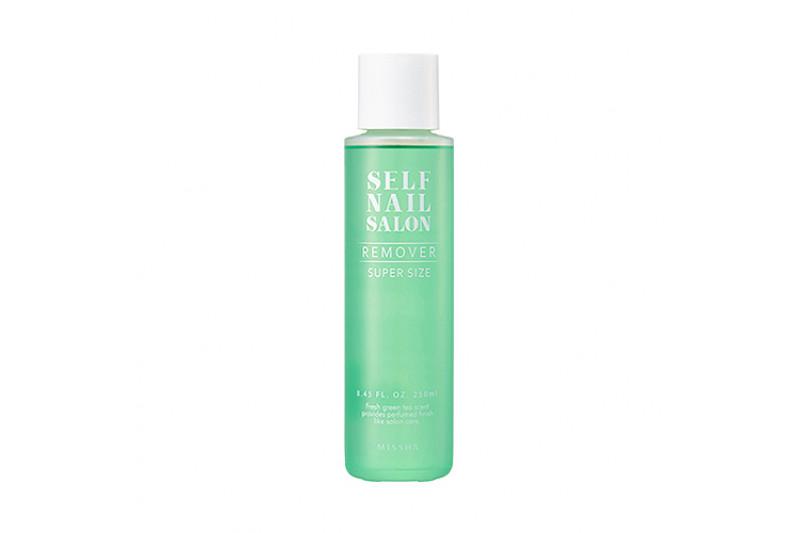 [MISSHA] Self Nail Salon Remover Super Size - 250ml