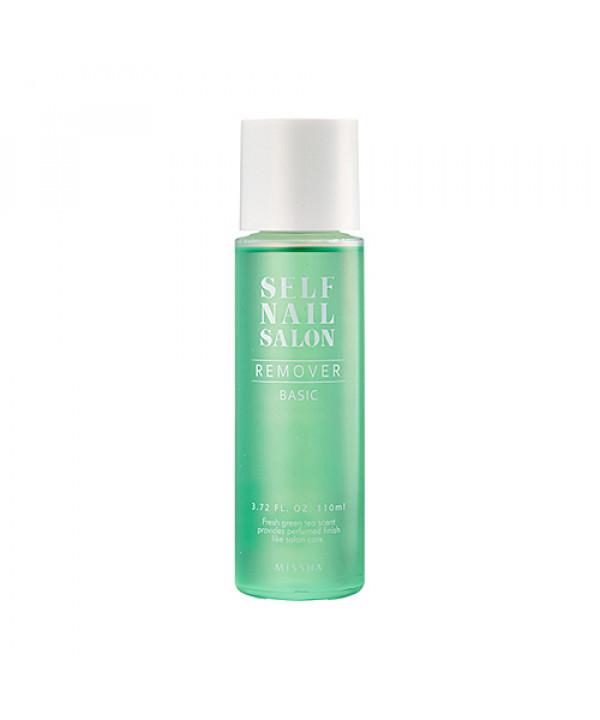 [MISSHA] Self Nail Salon Remover (Basic) - 110ml