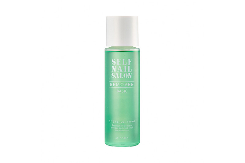 [MISSHA] Self Nail Salon Remover (Basic) - 110ml