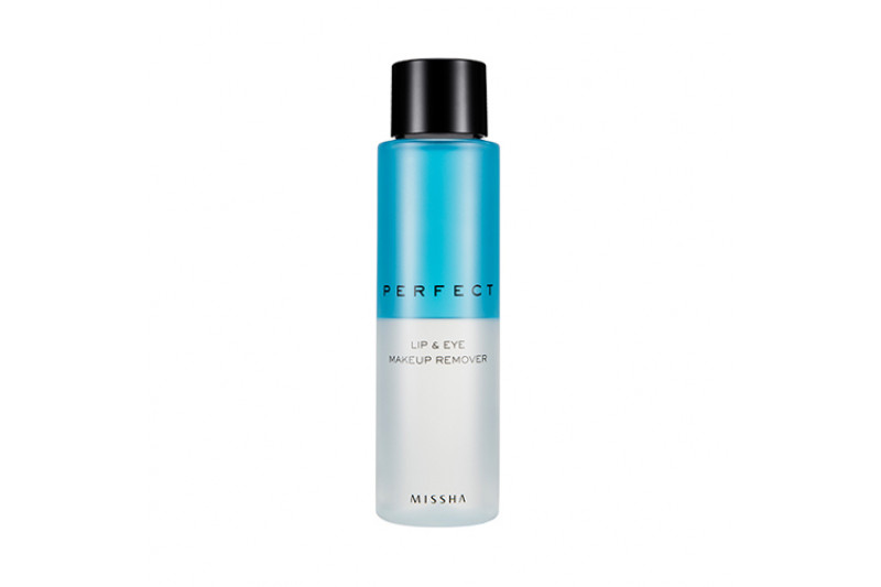 [MISSHA] Perfect Lip & Eye Makeup Remover - 155ml
