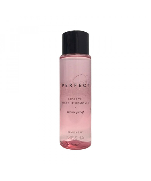 [MISSHA_45% SALE] Perfect Lip & Eye Makeup Remover Waterproof - 100ml