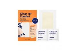 [MISSHA] Clean Up Comfort Wax Strip Small - 1pack (10pcs)