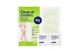 [MISSHA] Clean Up Comfort Wax Strip Big - 1pack (10pcs)
