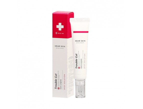 [MISSHA] Near Skin Trouble Cut Spot Solution - 20ml