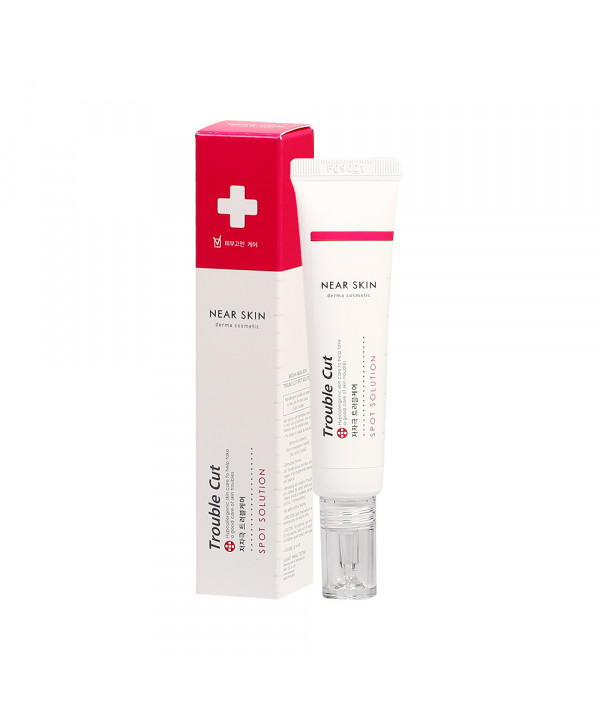 [MISSHA_45% SALE] Near Skin Trouble Cut Spot Solution - 20ml