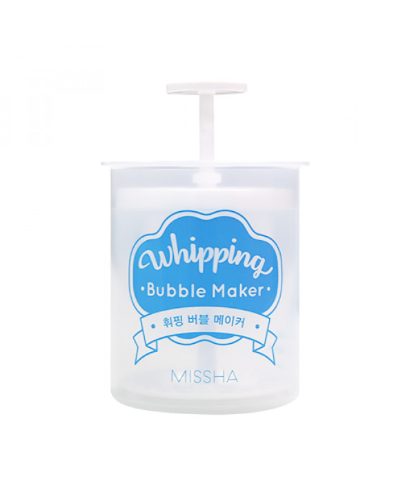 [MISSHA] Whipping Bubble Maker - 1pcs