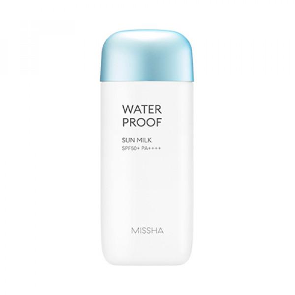 [MISSHA] All Around Safe Block Waterproof Sun Milk - 70ml (SPF50+ PA++++) (New)