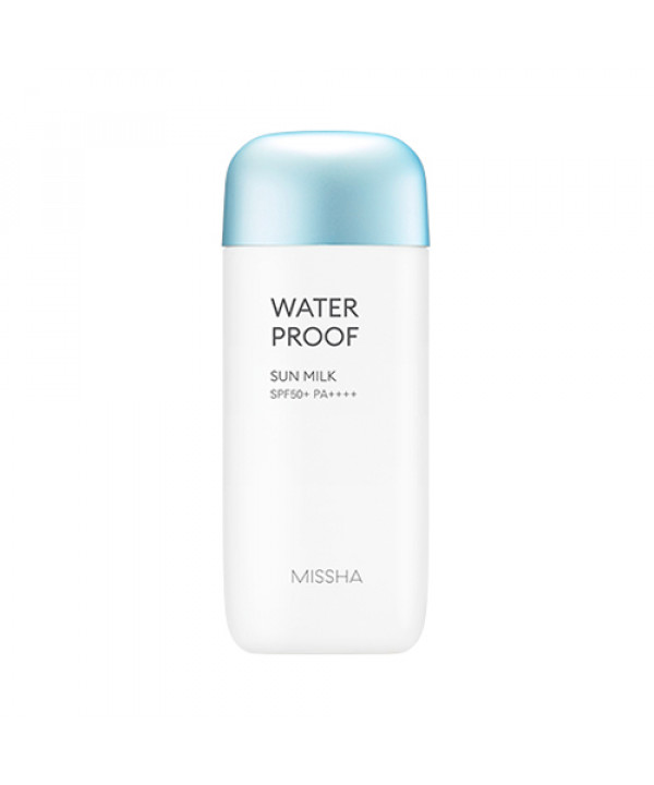 [MISSHA] All Around Safe Block Waterproof Sun Milk - 70ml (SPF50+ PA++++) (New)