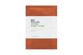 W-[MISSHA] Bee Pollen Renew Sheet Mask - 1pcs x 10ea