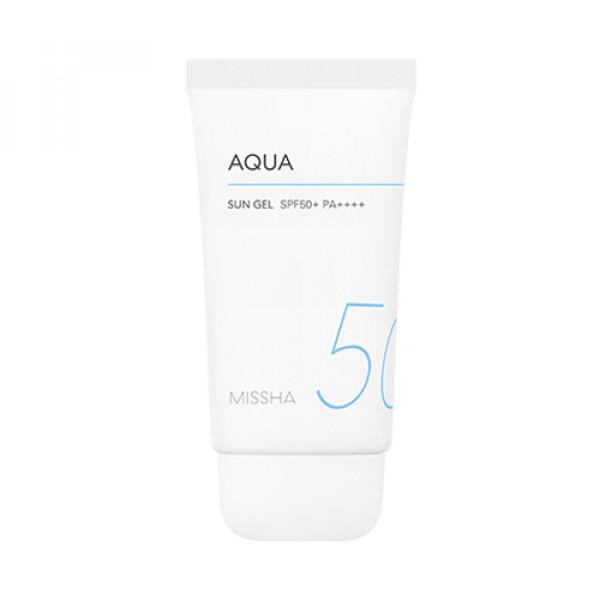 [MISSHA] All Around Safe Block Aqua Sun Gel - 50ml (SPF50+ PA++++) (New)