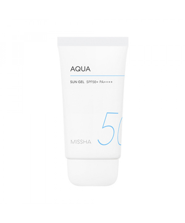 [MISSHA_45% SALE] All Around Safe Block Aqua Sun Gel - 50ml (SPF50+ PA++++) (New)