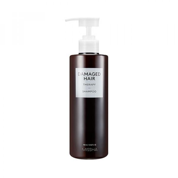 W-[MISSHA] Damaged Hair Therapy Shampoo - 400ml x 10ea