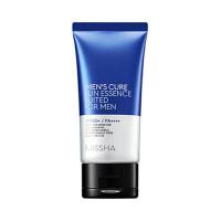 [MISSHA] Men's Cure Sun Essence Suited For Men - 50ml (SPF50+ PA++++)