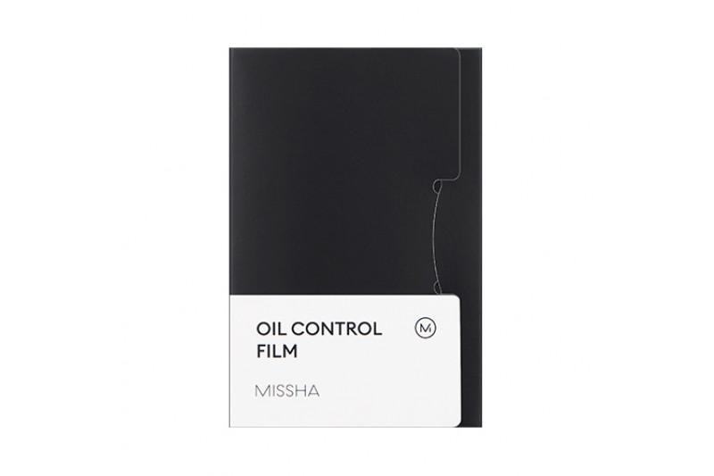 [MISSHA] Oil Control Film - 1pack (50pcs)