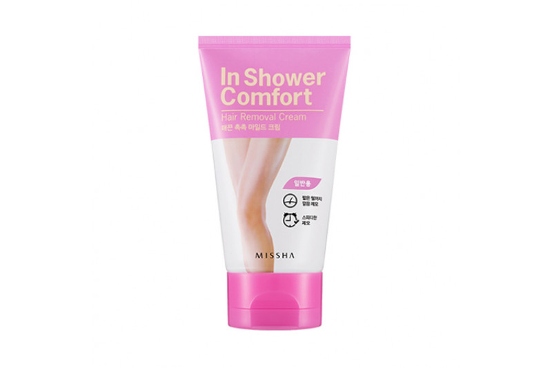 [MISSHA] In Shower Comfort Hair Removal Cream - 100g