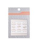 [MISSHA_45% SALE] Lovely Nail Design Sticker - 1pcs