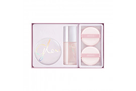 [MISSHA] Cover & Glow Cushion Kit - 1pack (3items)
