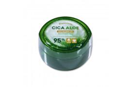 W-[MISSHA] Premium Cica Aloe Soothing Gel 95% - 300ml x 10ea