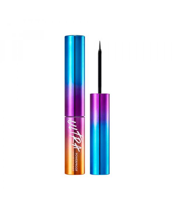 W-[MISSHA] Ultra PowerProof Liquid Eyeliner - 4g x 10ea