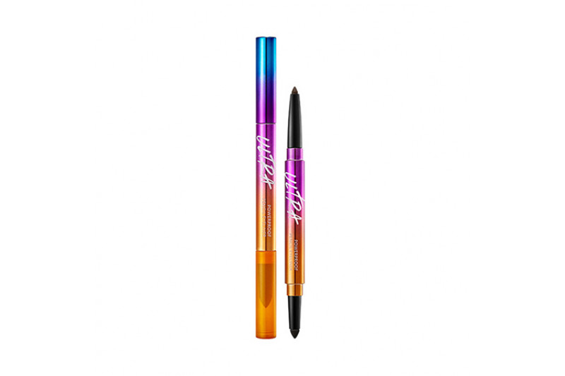 W-[MISSHA] Ultra Powerproof Pencil Eyeliner - 0.2g x 10ea