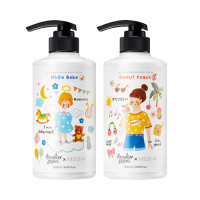 [MISSHA] All Over Perfume Body Lotion - 500ml