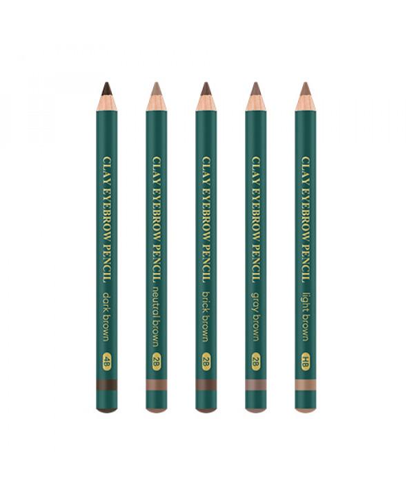 [MISSHA] Clay Eyebrow Pencil - 1.14g
