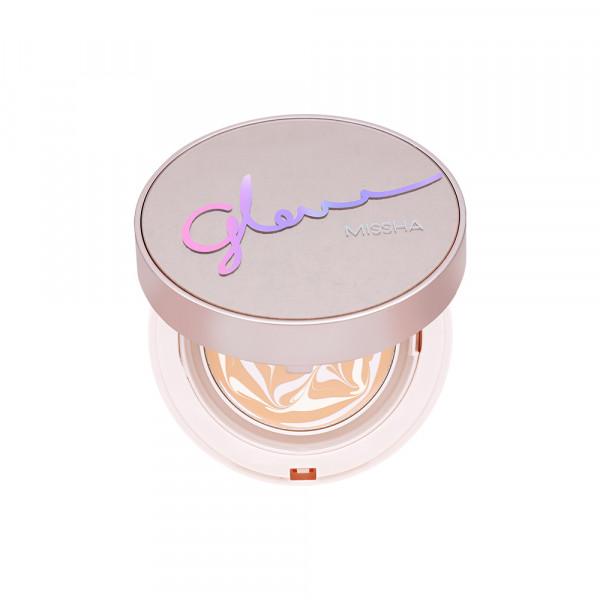 [MISSHA] Glow Ampoule Pact - 12g (SPF50+ PA+++)