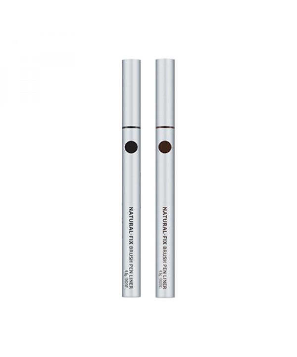 [MISSHA] Natural Fix Brush Pen Liner (2019) - 0.6g