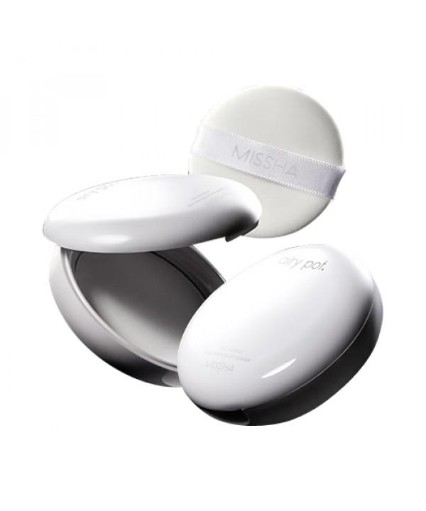 [MISSHA] Airy Pot Pressed Powder - 5g