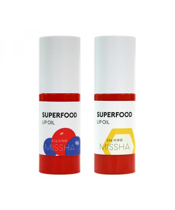 [MISSHA] Superfood Lip Oil - 5.2g