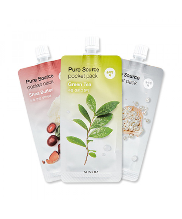 [MISSHA] Pure Source Pocket Pack - 10ml